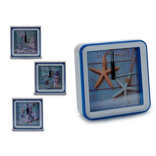 Alarm Clock (4,3 x 15 x 15 cm)