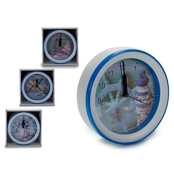 Alarm Clock (15 x 4,3 x 15 cm)