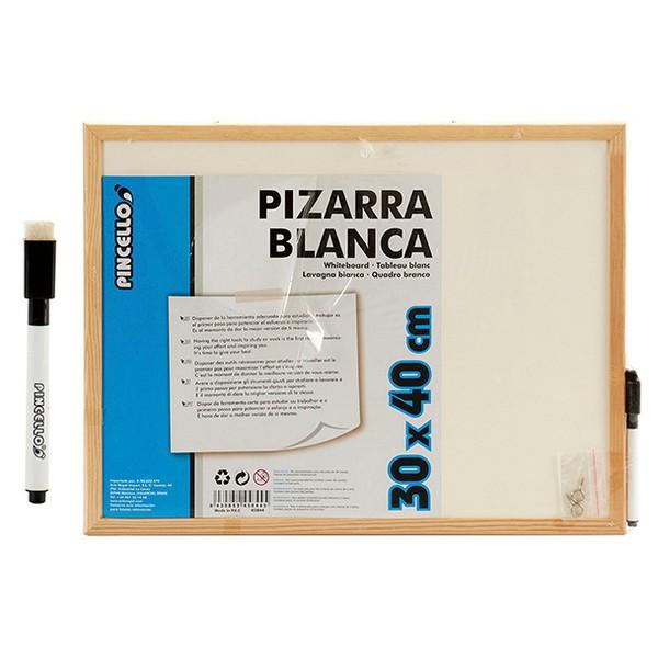 Board White Board (41 x 30 x 1 cm)
