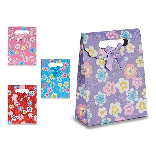 Bag Flowers Small Paper