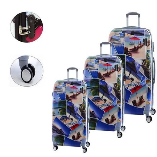 Cabin suitcase Set 3 Pieces