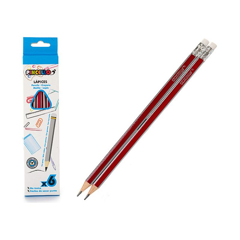 Pencil Set (6 pcs)
