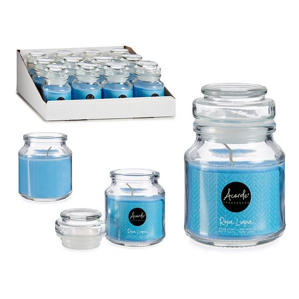 Candle Acorde Blue (7 x 10 x 7 cm)