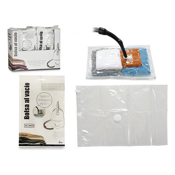 Bag Transparent Vacuum-packed (40 x 60 cm)