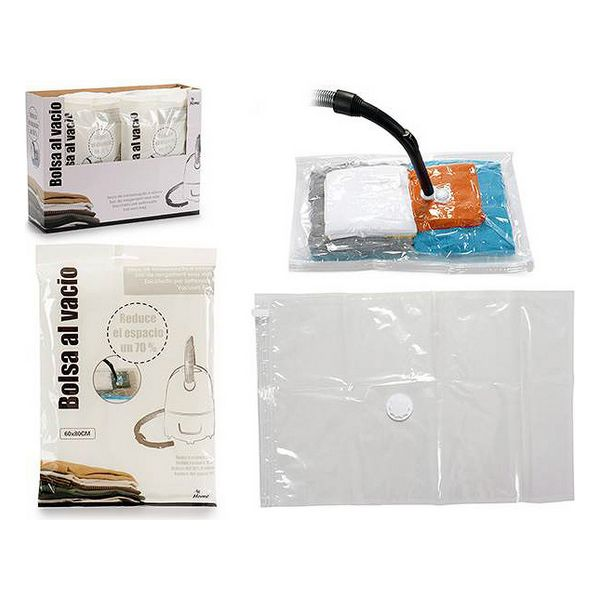Bag Transparent Vacuum-packed (60 x 80 cm)