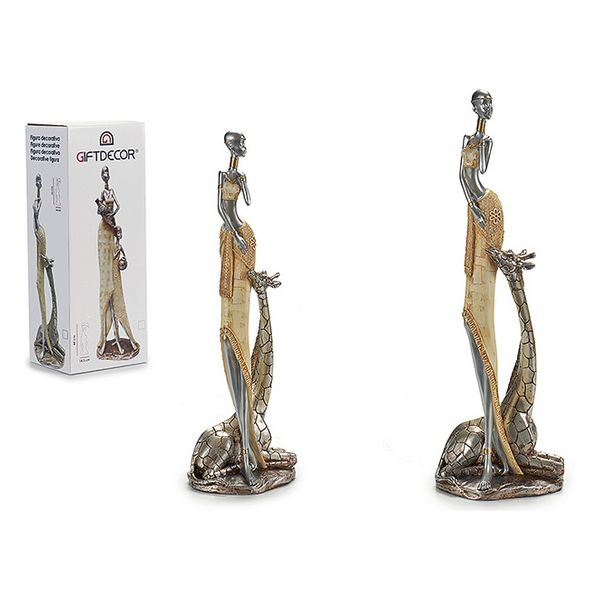 Garden statues Resin (10 x 46 x 10 cm)