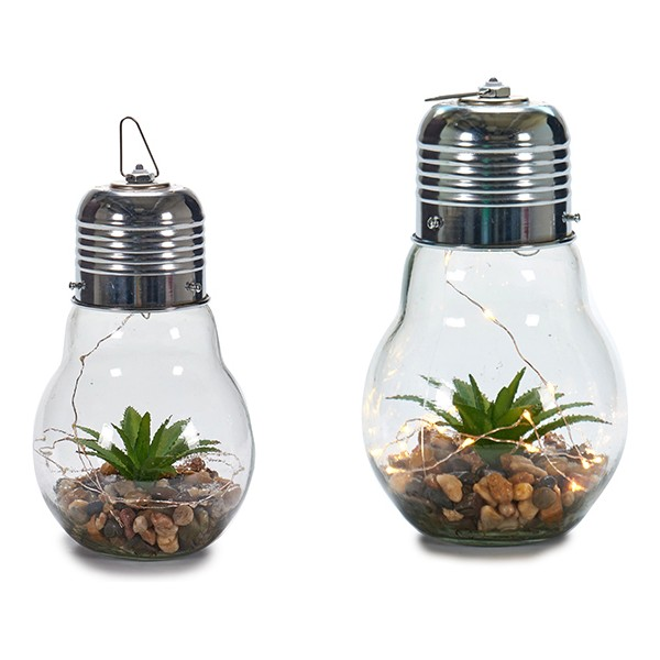 Light bulb Deco Cactus