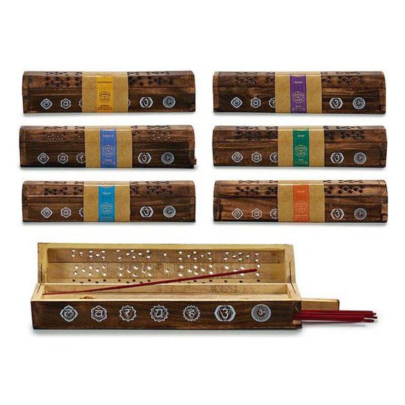 Box Incence sticks (10 uds) Wood