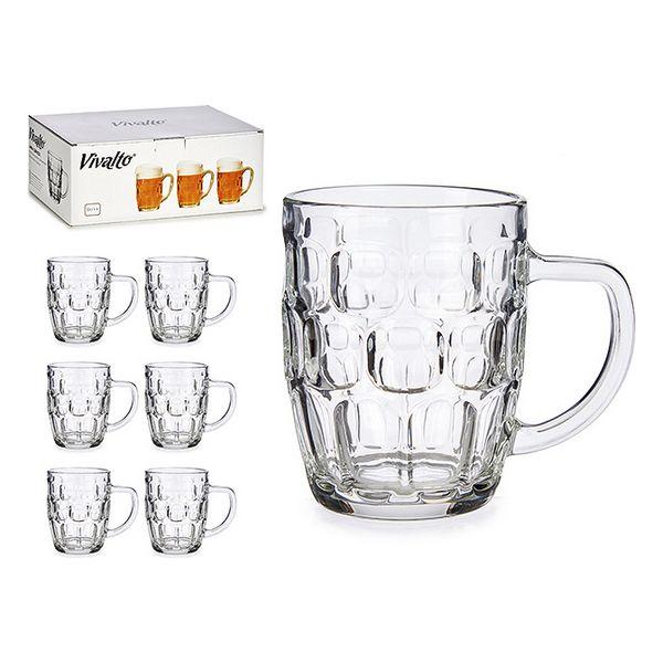 Beer Mug Glass (520 ml)
