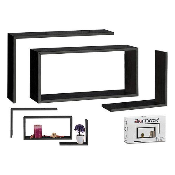 Shelves (10 x 24 x 43 cm)