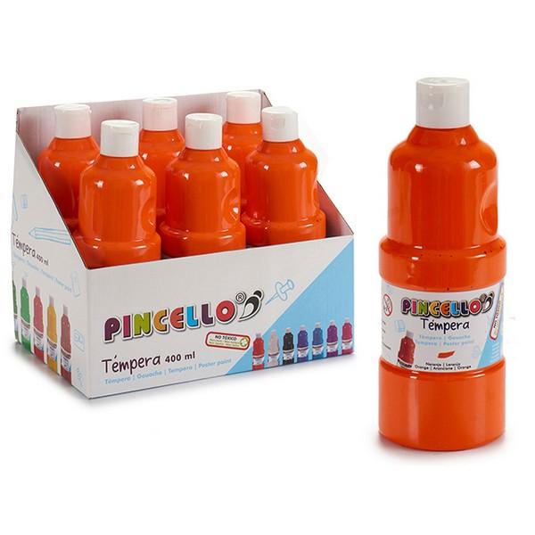 Tempere Arancio 400 ml