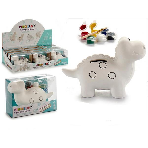 Money box (6,5 x 11,5 x 16,3 cm) Dinosaurs