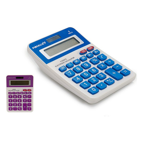 Calculator (3,5 x 14 x 10 cm)