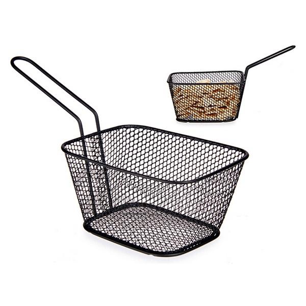 Basket Steel (11,5 x 7,5 x 24 cm)