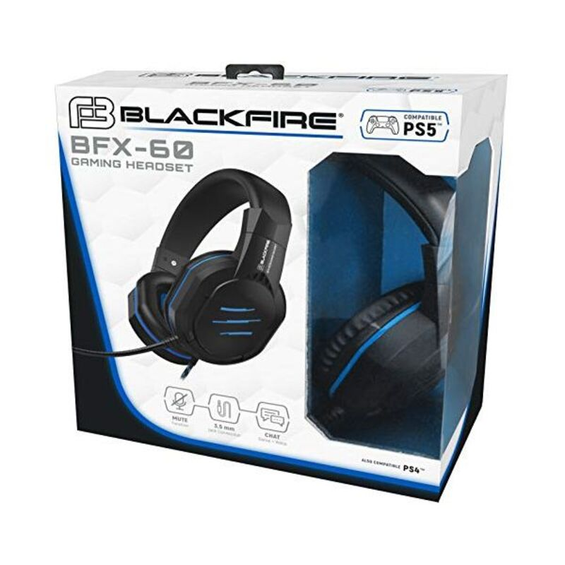 Gaming Headset with Microphone BFX-60 PS5