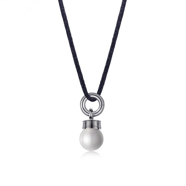 Ladies' Pendant Time Force TJ1217C01 (45 cm)