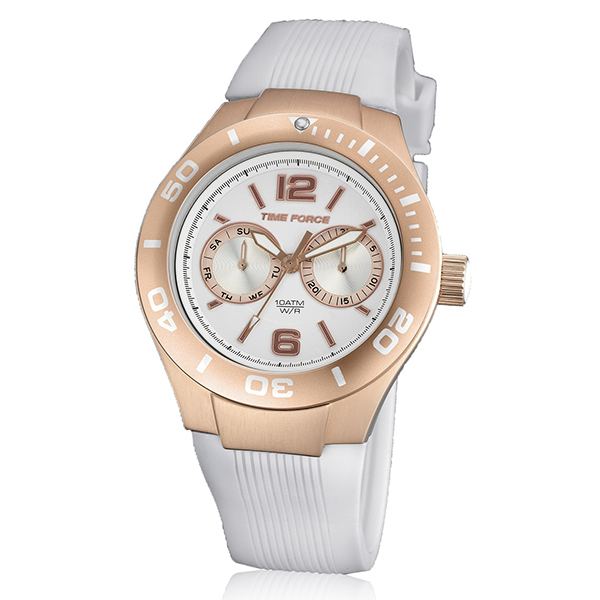 Reloj Mujer Time Force TF4181L11 (41 mm)