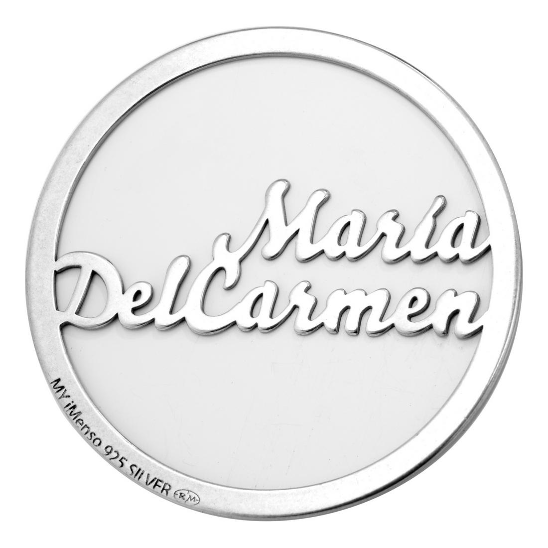 Beads My Imenso M-DELCARMEN Silver
