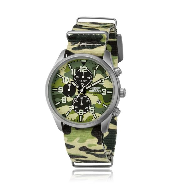 Reloj Hombre Bobroff BF0020 (42 mm)