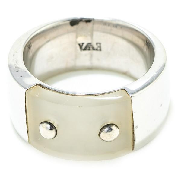 Ladies' Ring Armani EG1056508 (Size 18)
