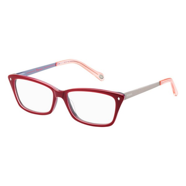 Ladies'Spectacle frame Fossil FOS-6030-32O (ø 50 mm)