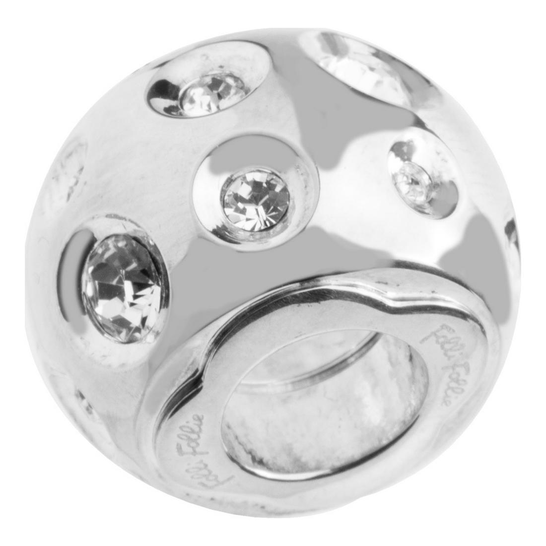 Beads Folli Follie 3PEEES168 Grey (2 cm)