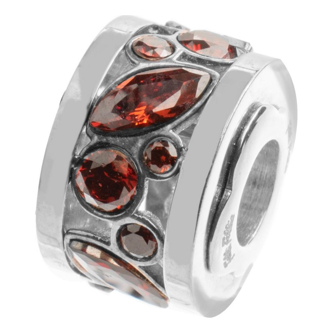 Beads Folli Follie 3P16 FAOER Red (1 cm)