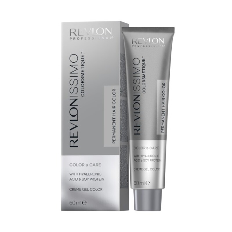 Coloración Permanente en Crema Revlonissimo High Performance Revlon (8 - light blonde 60 ml)
