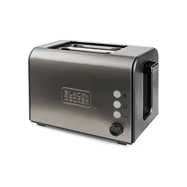 Toaster Black & Decker ES9600060B 900W