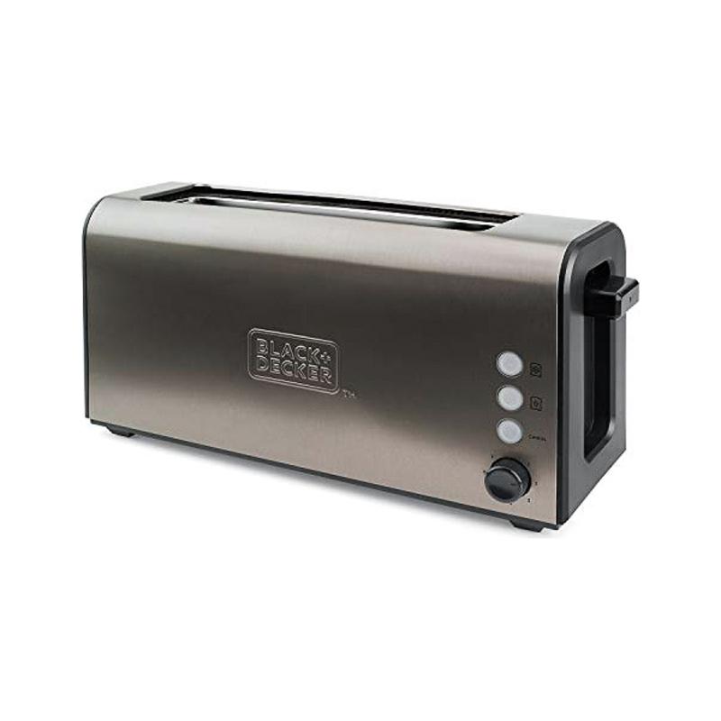 Toaster Black & Decker ES9600070B 1000W