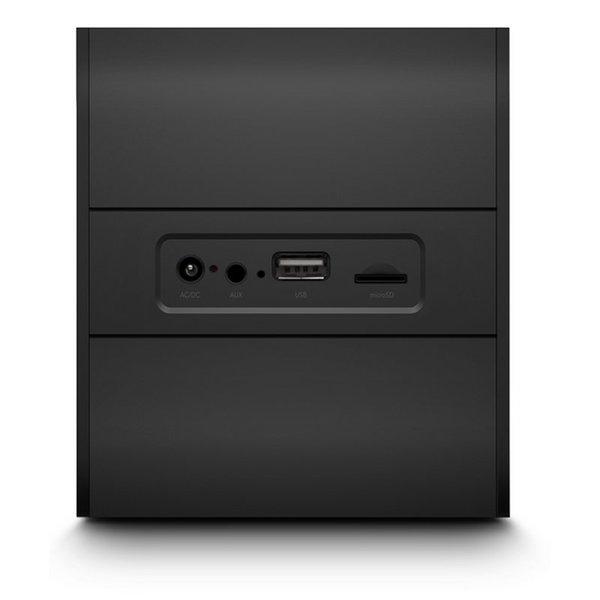 Altavoz Bluetooth Inalámbrico Energy Sistem 443673 40w Bt+Radio+USB | Negro/Azul (1)