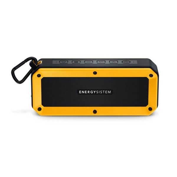 Zvočnik Bluetooth Energy Sistem 444878 2000 mAh 10W Rumena Črna