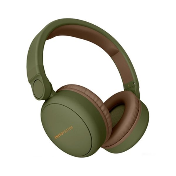 Bluetooth Headset with Microphone Energy Sistem 445615 Green