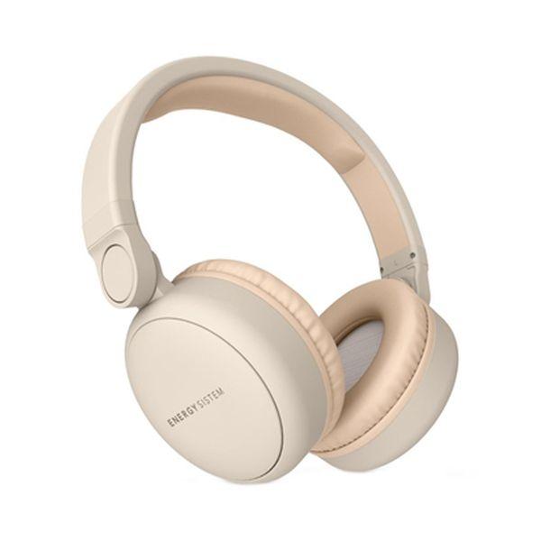 Bluetooth Headset with Microphone Energy Sistem 445622 Beige