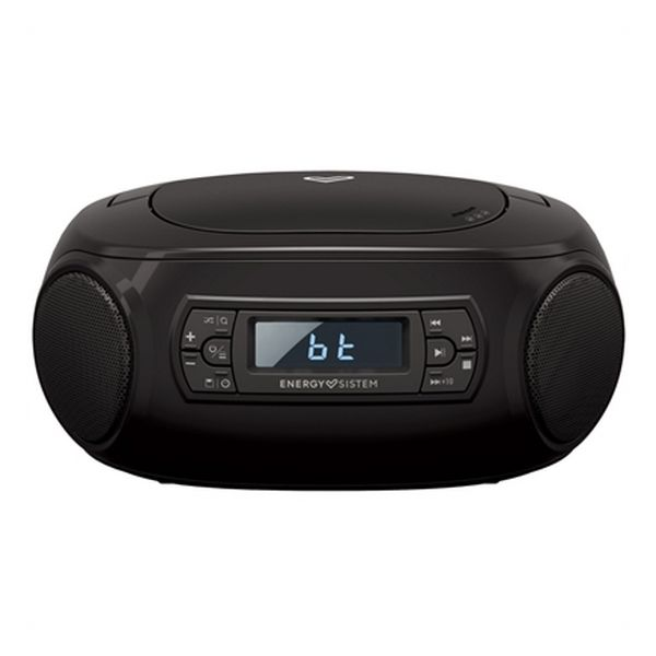 Radio CD Bluetooth MP3 Energy Sistem Boombox 3 2W Black