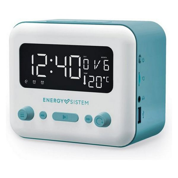 Bluetooth Energy Sistem Clock Speaker 2 Bluetooth Sky LED Bluetooth 5W