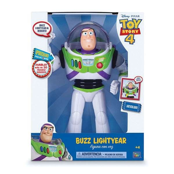 Action Figure Toy Story Buzz Lightyear Bizak (30 cm) (ES)