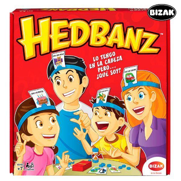 Namizna igra Hedbanz Bizak 61924297