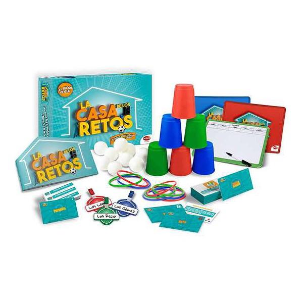 Board game Bizak La Casa de los Retos