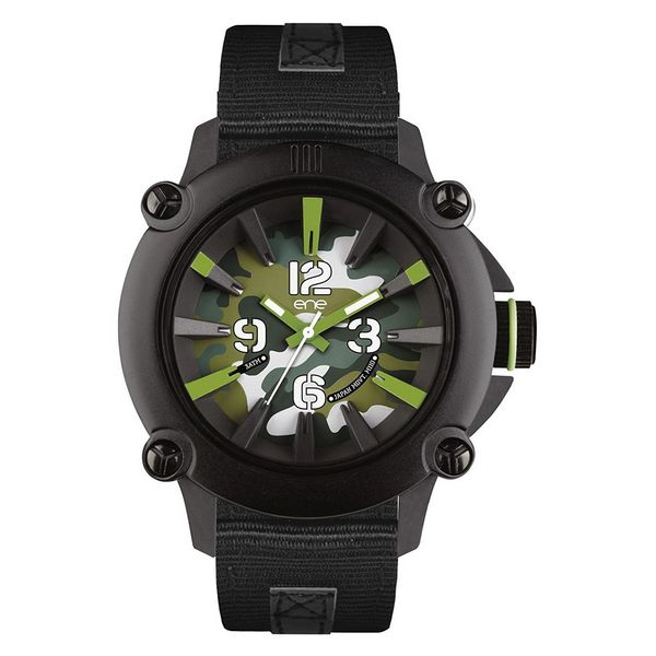 Reloj Hombre Ene 640000108 (51 mm)