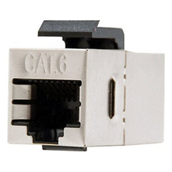 Adapter RJ45 NANOCABLE 10.21.0503 Cat.6 STP Beige