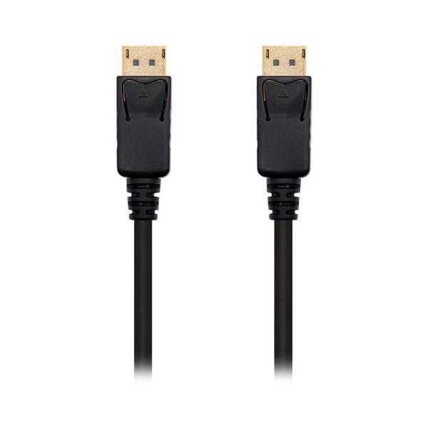 Cable DisplayPort NANOCABLE 10.15.230 Negro