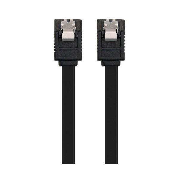 SATA III Cable NANOCABLE 10.18.1001-BK Black (0,5 m)