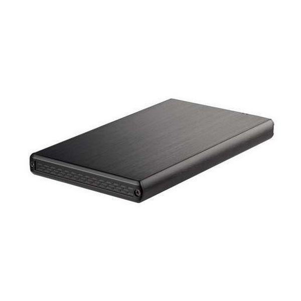 """TooQ TQE-2522B caja HD 2.5"""" SATA3 USB 3.0 Negra Computers Electronics"""