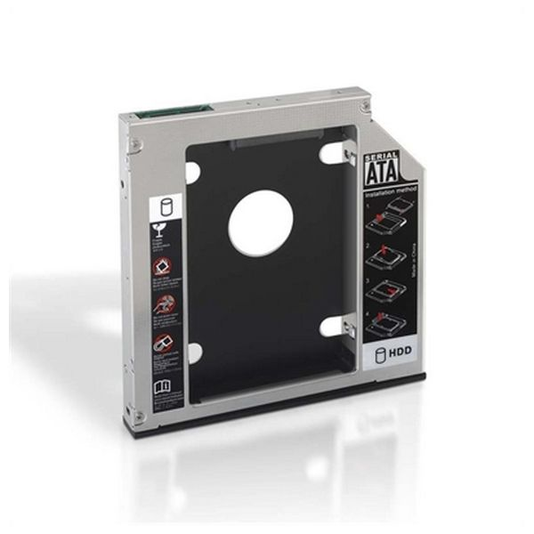 2-Disc Metal Adapter (3.5