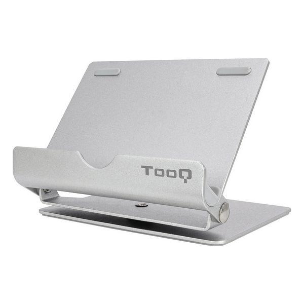 Soporte para Móvil o Tablet TooQ PH0002-S 90º 360º Plateado