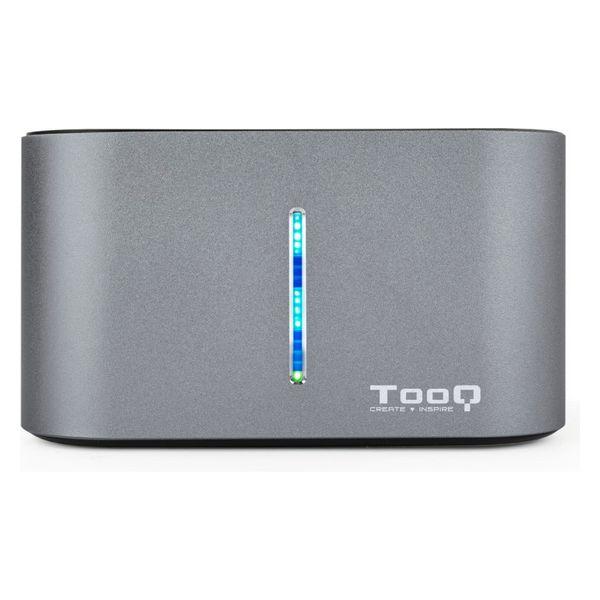 Dual Dock Station TooQ TQDS-805G 2.5