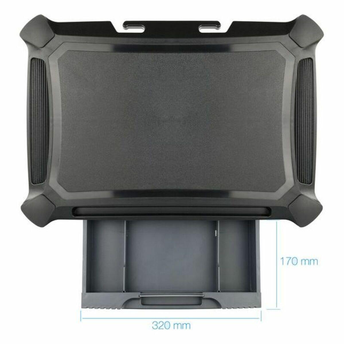 Adjustable support TooQ MMPSSD01 Black
