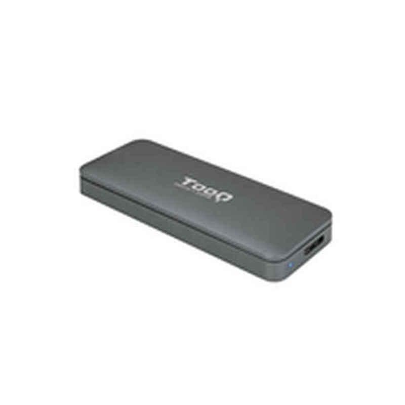 External Box TooQ TQE-2281G SSD USB 3.1 Grey