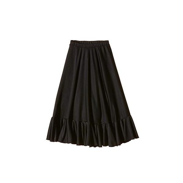 Flamenco Skirt for Girls Happy Dance EF008M Cotton